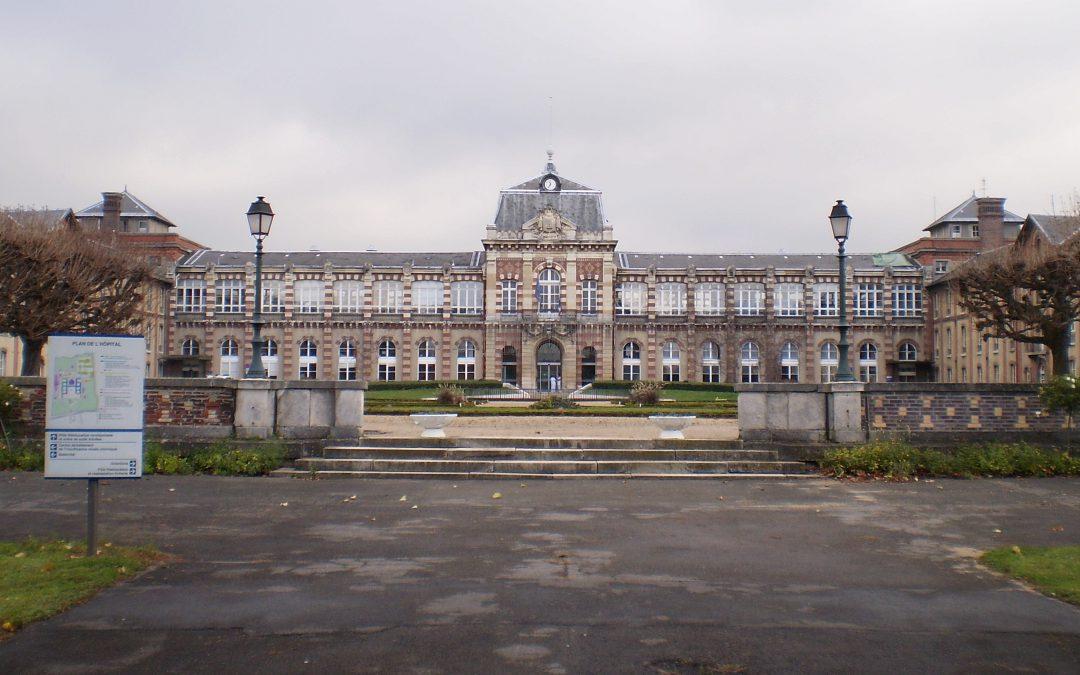 AURION rénove le bâtiment principal de l'hôpital Saint- Maurice